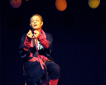 Compleanno (Compagnia Teatrale Enzo Moscato - Itália)  (MEIA)
