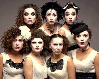 Dakh Daughters Band-Freak Cabaret(Dakh Theatre-Ucrânia) (MEIA)