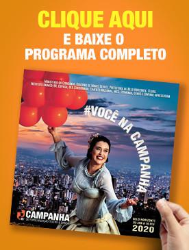 Programa Campanha Sete Lagoas 2020